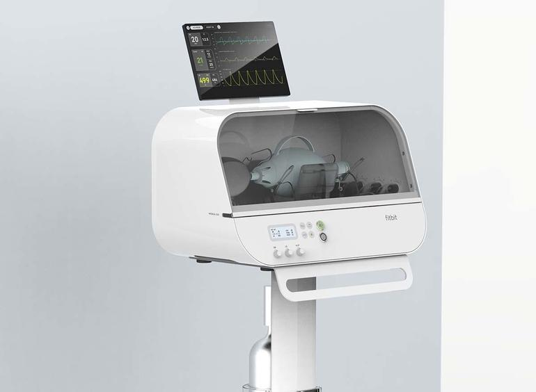 Fitbit receives FDA approval for the Fitbit Flow, a low-cost emergency ventilator for use during the COVID-19 pandemic