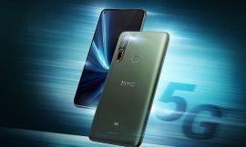 HTC enters 5G handset fray