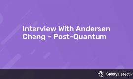 Interview With Andersen Cheng – Post-Quantum