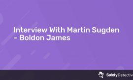 Interview With Martin Sugden – Boldon James