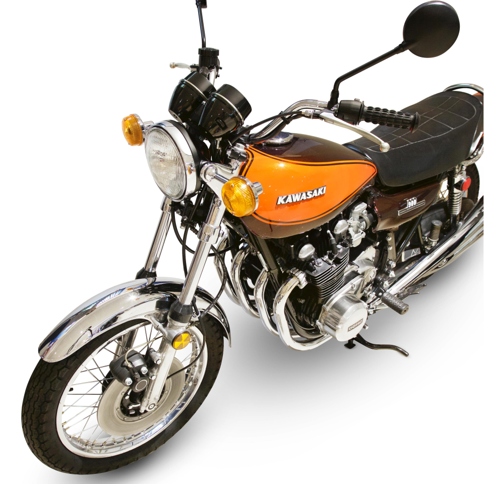 Auctions prices for concours restorations of the Kawasaki Z1 have surged past the $20,000 mark in the last two to three years, with the record price now £28,175 (US$36,792) for this bike which was sold by Bonhams in 2018.