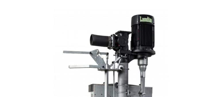 Long, long Landia Long-Shaft Pump Bound for Farm-Based AD Plant in Ireland