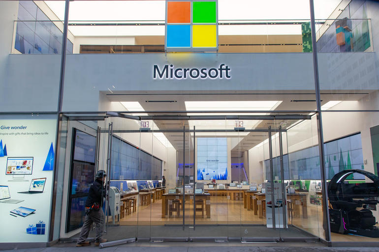Microsoft to permanently close all of its retail stores