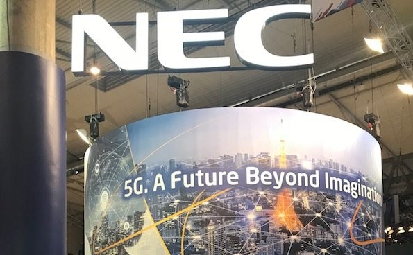 NTT takes stake in NEC to push network tech R&D