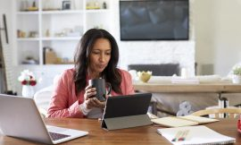 Permanent remote work may also mean a pay cut