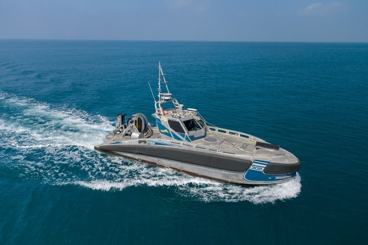 The Seagull is a multi-mission USV