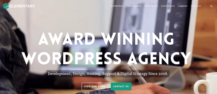 Top WordPress Design and Development Agencies with Creative Projects