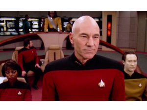 Watch these Star Trek shows and movies with your kids for home education