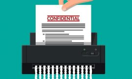With employees working from home, don't neglect the security of hard-copy files