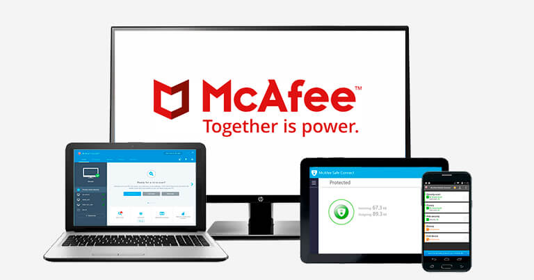 🥉3. McAfee — Reliable Anti-Spyware Protection