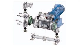All Electric Double Diaphragm Pump Changes the Game