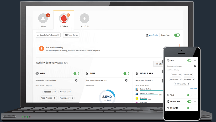 Best Antivirus with Parental Controls [{{current_year}}]: Complete Protection