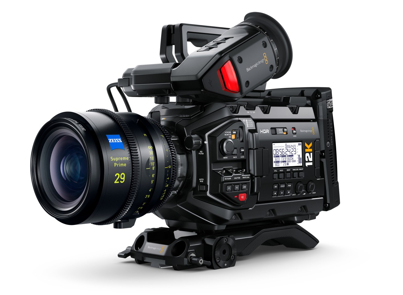 This US$10,000 monster shoots ludicrous resolutions and frame rates for high-end filmmaking