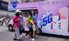 China operators pass 100M 5G subscribers