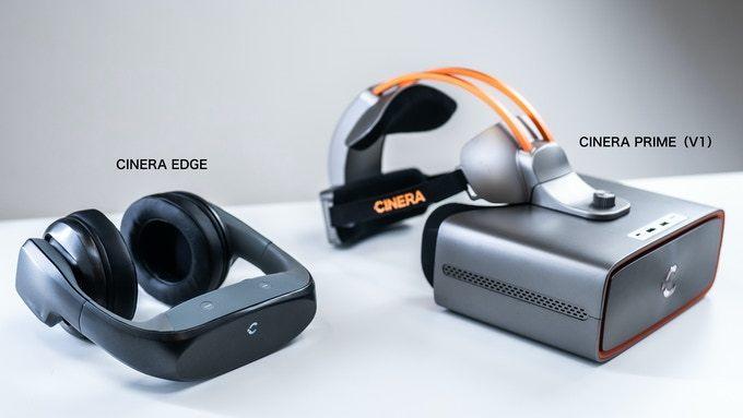 The Cinera Edge is far smaller than its predecessor