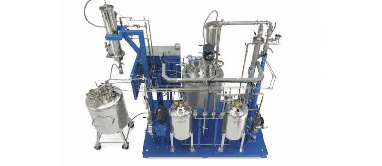 Custom Vessels & Processing Systems