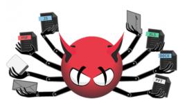 أفضل 5 مضادّات فيروسات (مجانية تماماً) لنظام تشغيل لينكس لعام {{current_year}}