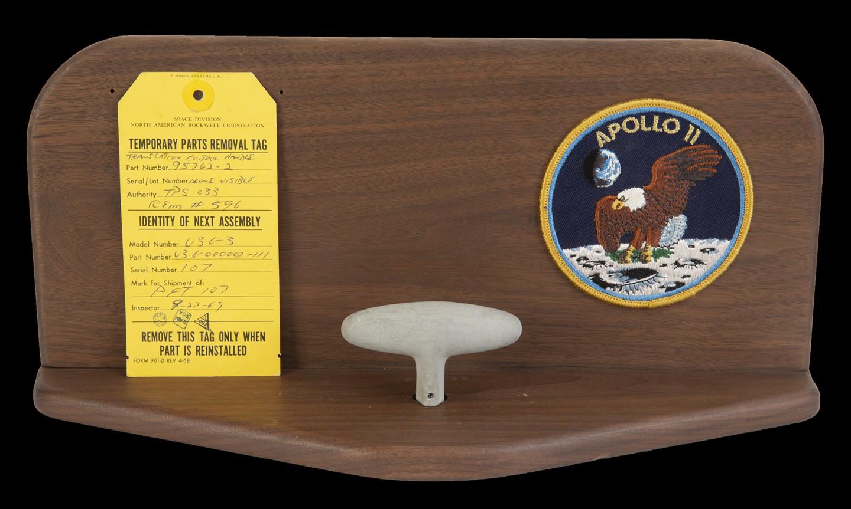 The Apollo 11 Translation Hand Control