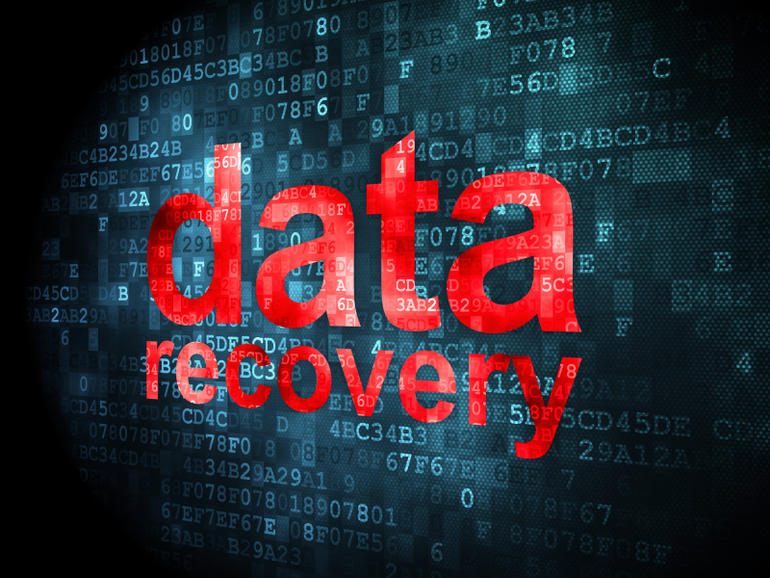 How Linux makes data recovery easy