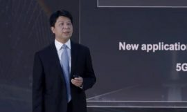 Huawei chief hails 5G impact on industry
