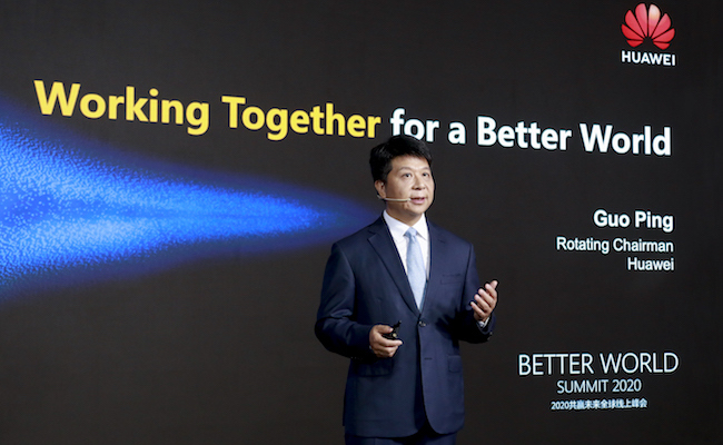 Huawei ducks media spotlight with 5G, Covid-19 focus