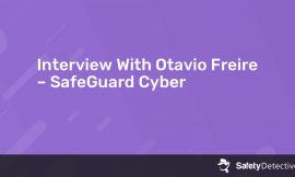 Interview With Otavio Freire – SafeGuard Cyber