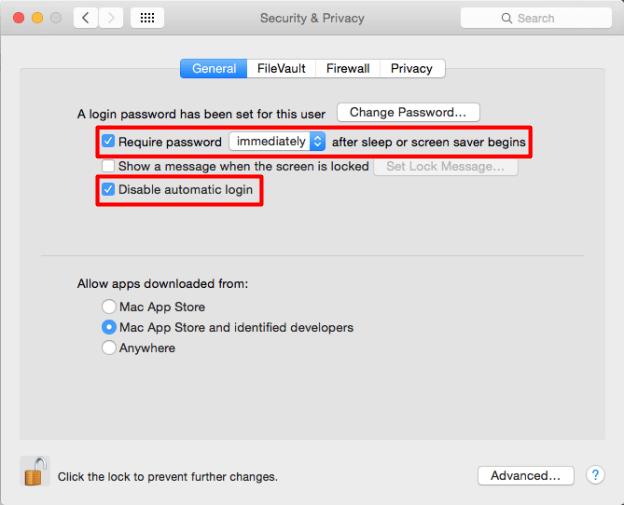 Mac'inizi Korumak için Yapmanız Gereken 10 Şey