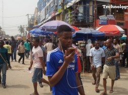 Nigerian telecoms sector