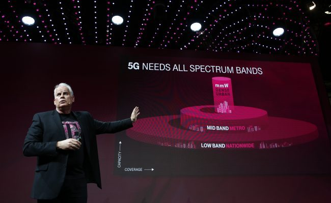 T-Mobile gears up for SA 5G debut