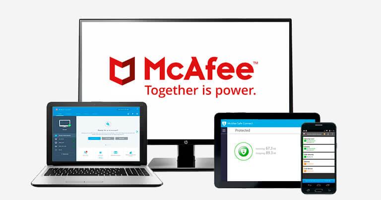 McAfee — Best Anti-Malware Customization Options