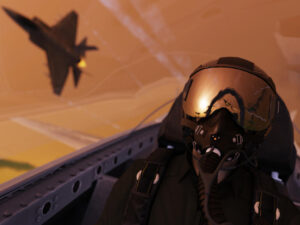 AI fighter pilot vs. Air Force pilot: Dogfight showdown scheduled for this week