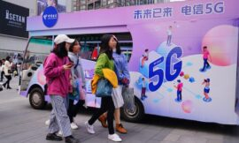 China Telecom makes 5G gains