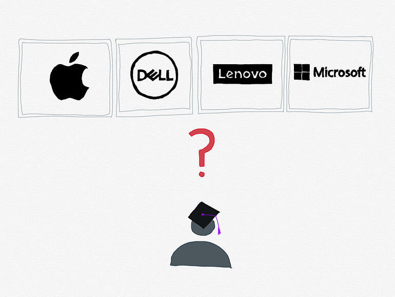 College students: 4 tips for choosing a computer to buy