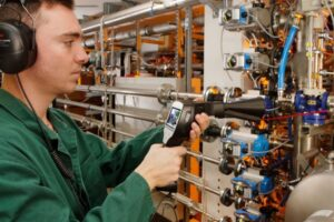 Cost-Efficiency with Compressed Air Leak Detection