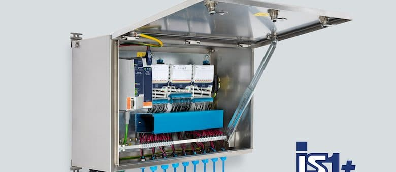 Ethernet for Process Plants with Explosive Atmospheres