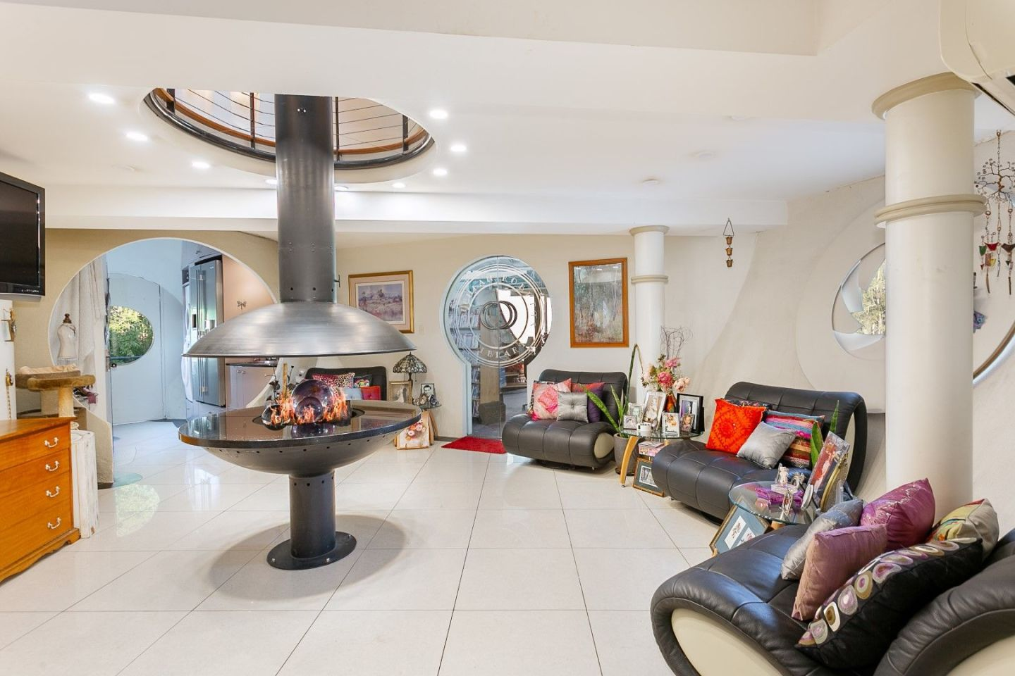 Double-storey heater is another custom build