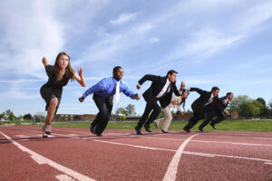 Healthy competition incentivizes staff and boosts productivity, says new report