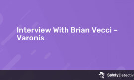 Interview With Brian Vecci – Varonis