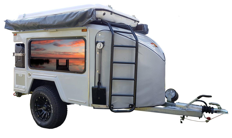 The Mobi X camper trailer