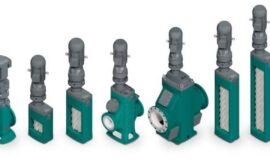 NETZSCH is Expanding its Product Range by Several Sizes of the N.Mac® Twin Shaft Grinder for Flow Rates up to 400 m³/h
