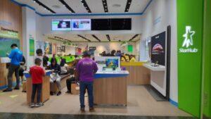 StarHub opens non-standalone 5G trial service