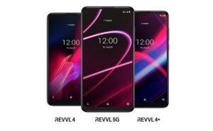 T-Mobile adds 5G to REVVL line