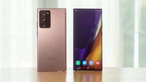Top 5 smartphones for business professionals in 2020