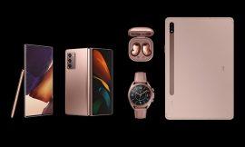 Virtual Galaxy Unpacked brings 5 new models