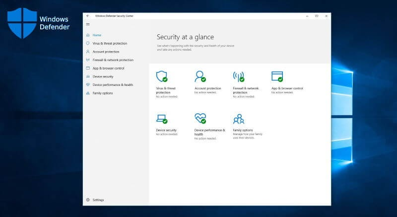 Windows Defender vs. Other Antivirus Software Best for [{{current_year}}]