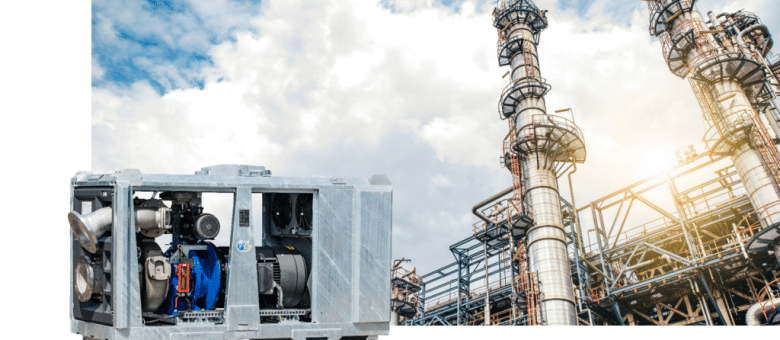 BBA Pumps Delivers Special Pump for GTL Plant