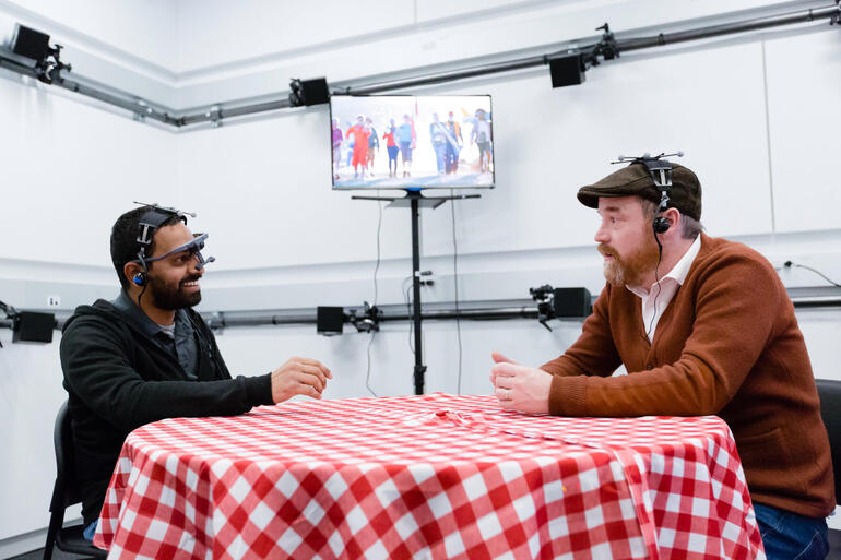 Facebook Reality Labs prototype hearing aids to boost audio, even for hearing customers