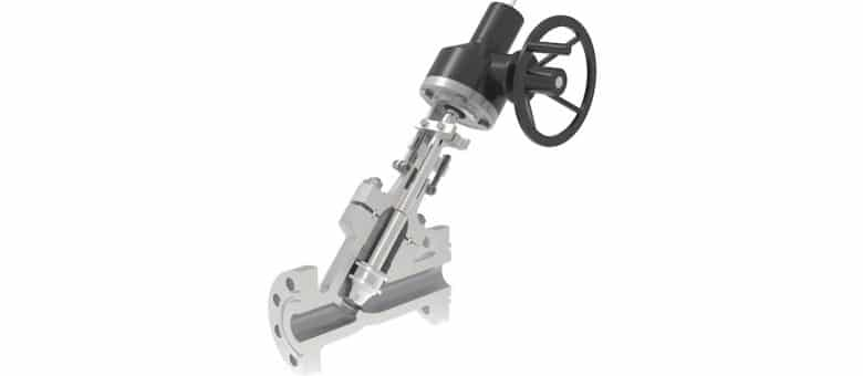 Globe Valves with Fully Body-Guided Disc Handles Flow at High-Pressure Differentials