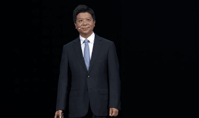 Huawei chair tackles US onslaught