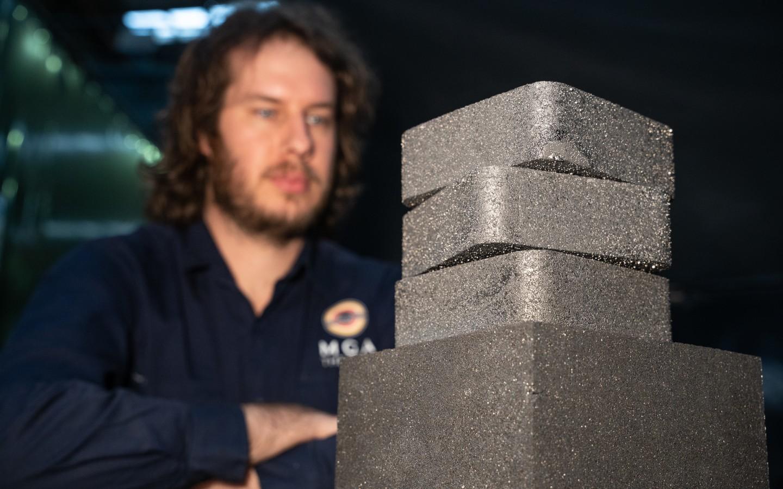 MGA Thermal blocks can be stacked